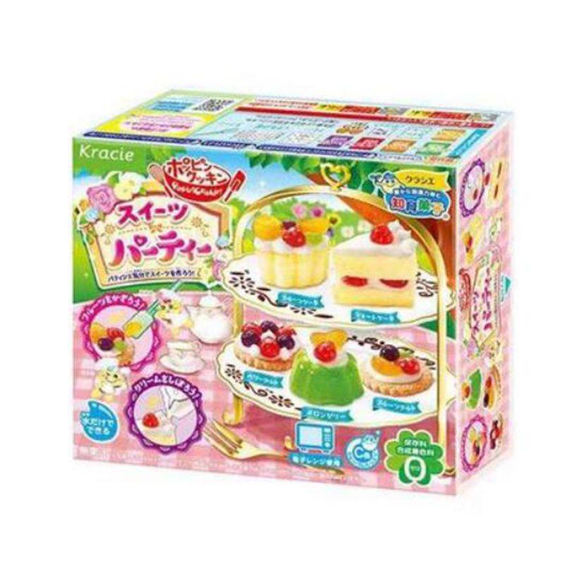 New Bags POPIN Cook Cake.Kracie Cake Happy Kitchen Cookin  Kids DIY Handmade Toy Kitchen Pretend Toys
