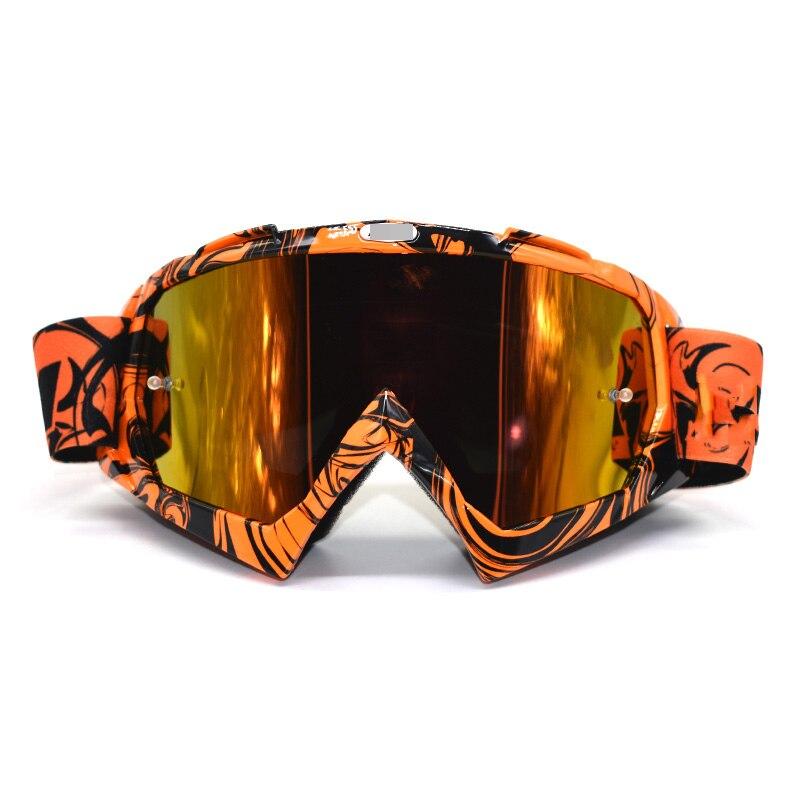 Universal Motorcycle Helmet Motocross Goggles For KTM ATV DH MTB Dirt Bike Glasses Motocross Parts