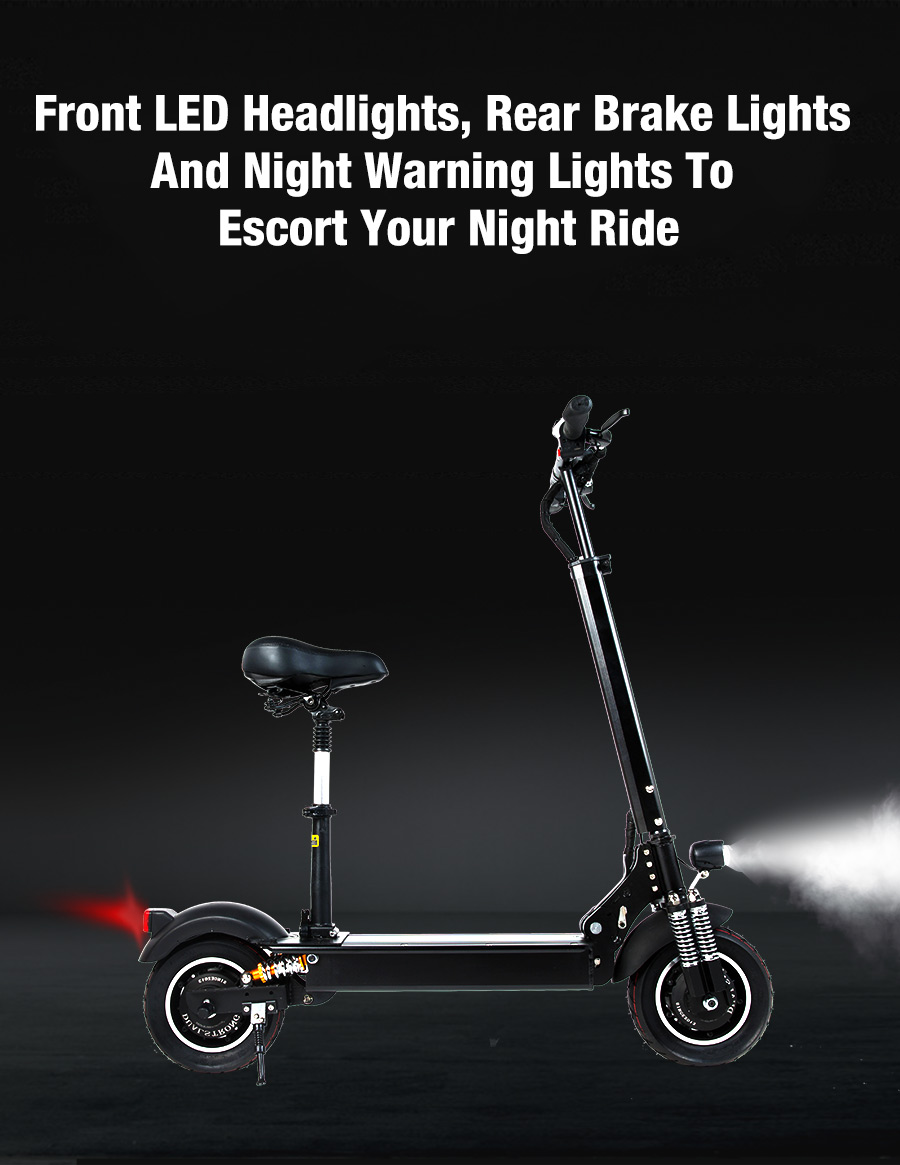 Scooters elétricos