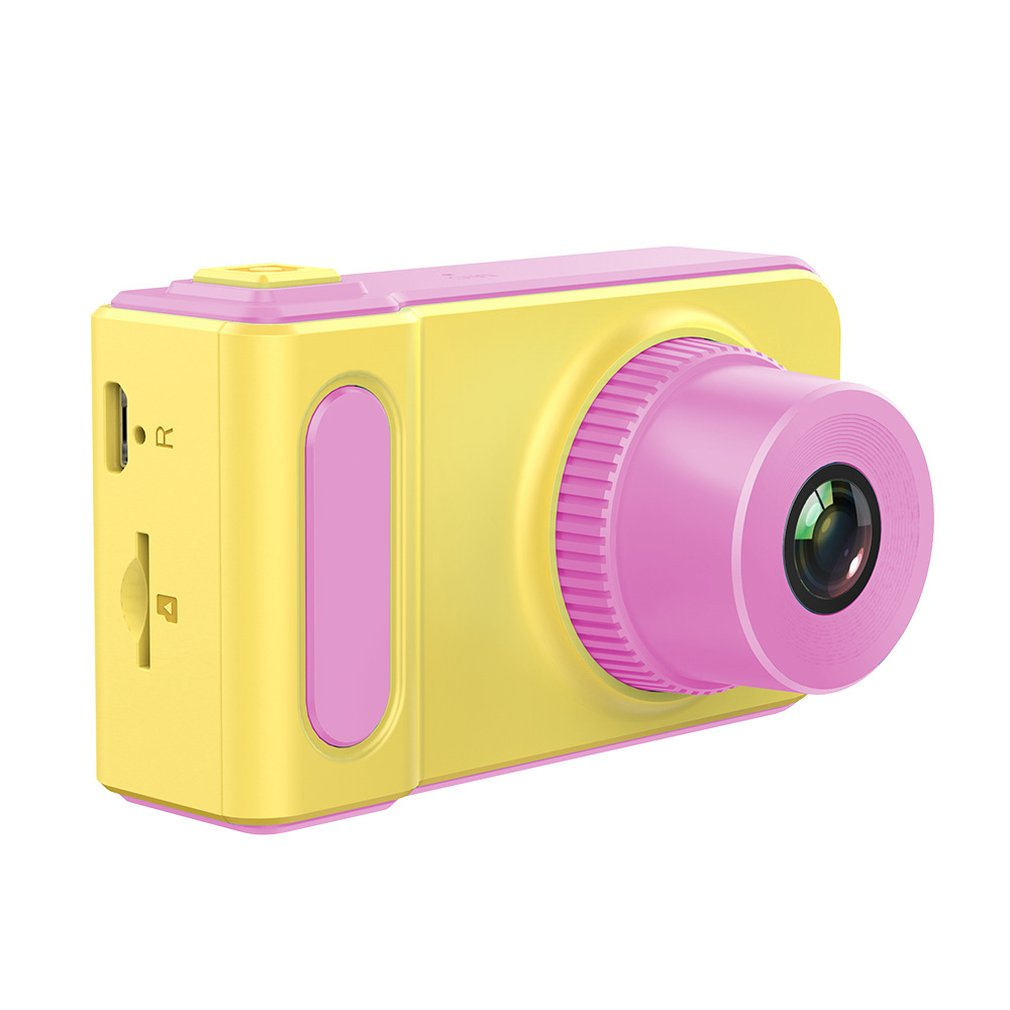Children Camera HD Quality Camera Educational Toy Cartoon Digital Video Camera Birthday Gift Camera image