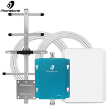 GSM 3G Handy Signal Booster für Home & Office-850 MHz Band 5 Cellular Repeater & Directional antennen Boost Stimme, 3G Daten