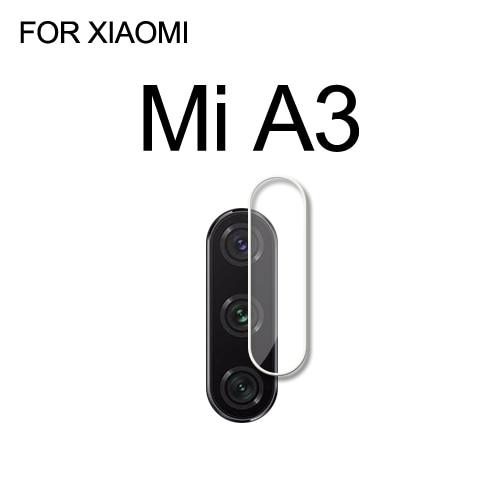 2Pcs/lot Back Camera Lens Tempered Glass for Xiaomi Mi 8 9 SE A2 Lite 6X 9T A3 Redmi Note 7 5 6 Pro K20 Pocophone F1 Protector