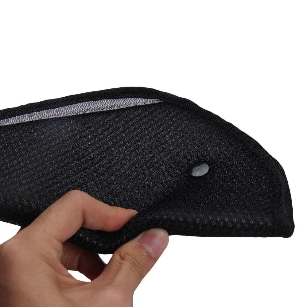 Автомобильный детский ремень безопасности, защитный чехол, регулировщик плеча, устойчивый протектор, регулировщик, защита, высокое качество