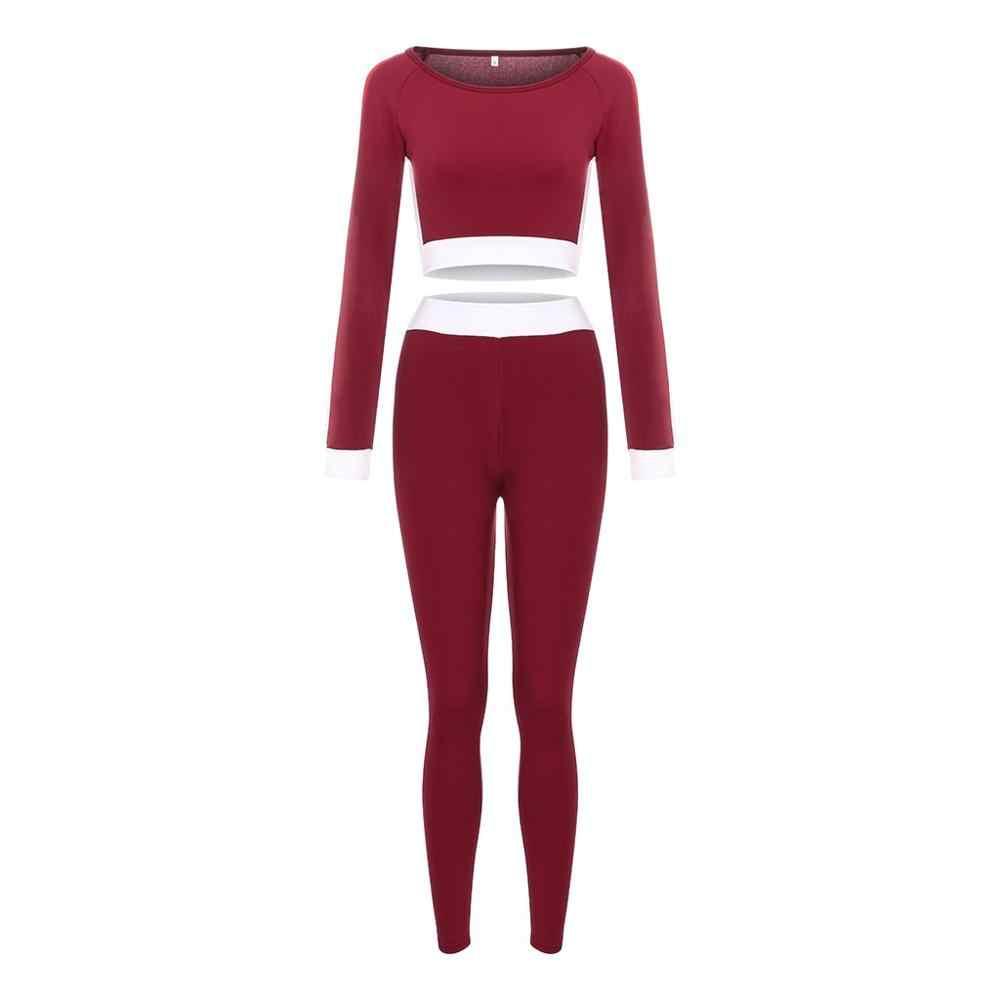 Zestaw damski czerwony niebieski czarny 2 szt. Bluza bawełniana letnia bluza garnitury damskie strój dwuczęściowy dresy