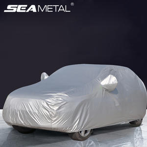 Car-Covers Cover-Protector Auto-Accessories Universal Waterproof Outdoor SUV Anti-Sun-Full-Cars