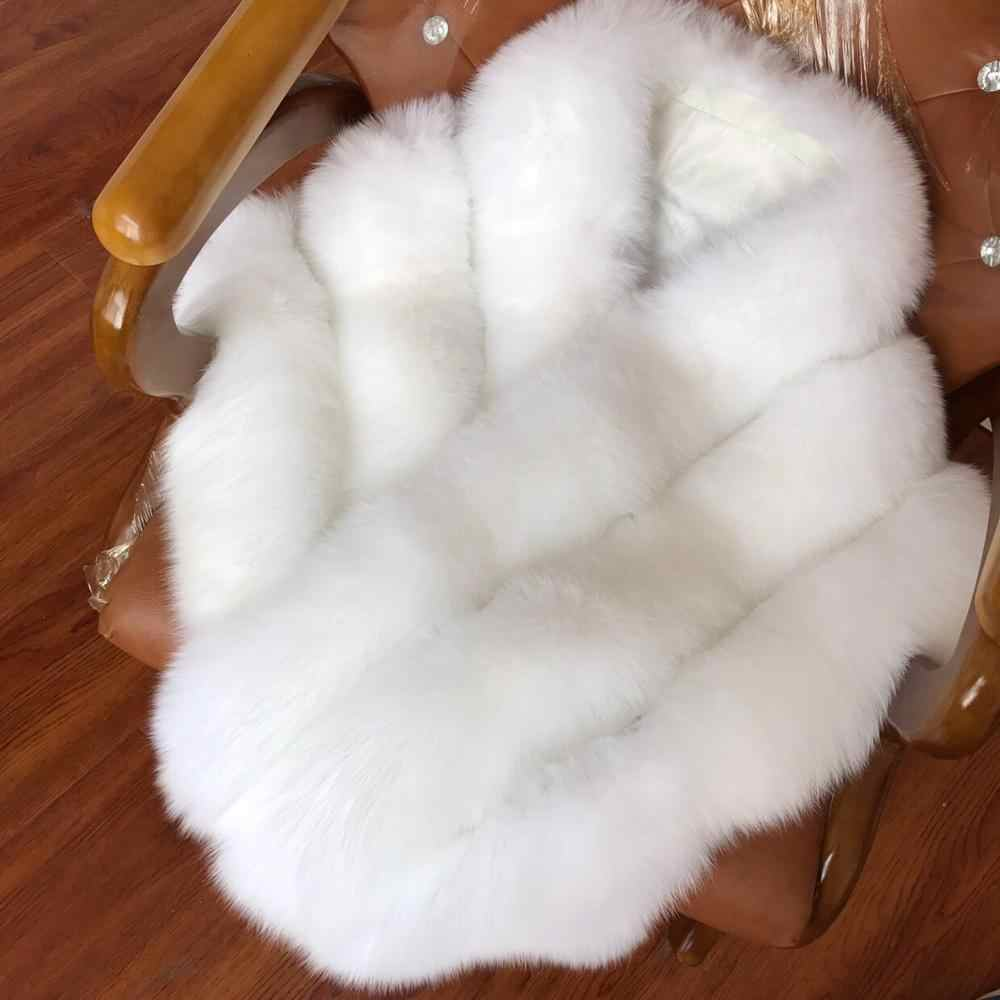 Высокое качество, зимнее пальто из искусственного меха люксовая модель; лисий мех; имитация пончо из норкового меха Свадебное торжественное платье шаль накидка из натуральной норки с кисточками плащ