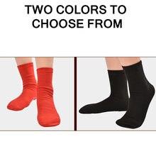1 пара теплых снежных носков магнитные терапевтические носки
