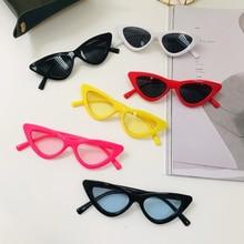 Очки солнцезащитные Детские «кошачий глаз» с защитой UV400