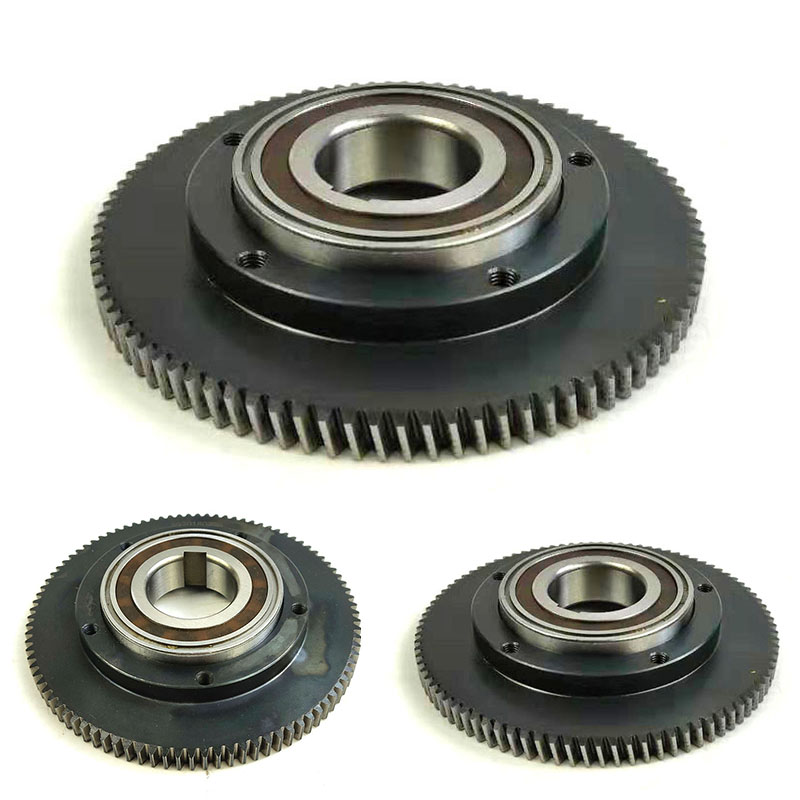 Motor Central Gearbox Steel Internal Main <font><b>Gear</b></font> Compatible With <font><b>Tongsheng</b></font> TSDZ2 Mid Motor E-bike Replace parts image