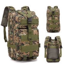 Tactical Military Backpacks Men Army 3P Outdoor Sport Trekking Bags Mountaineering Camping Hiking Backpack Hunting Backpacks цена