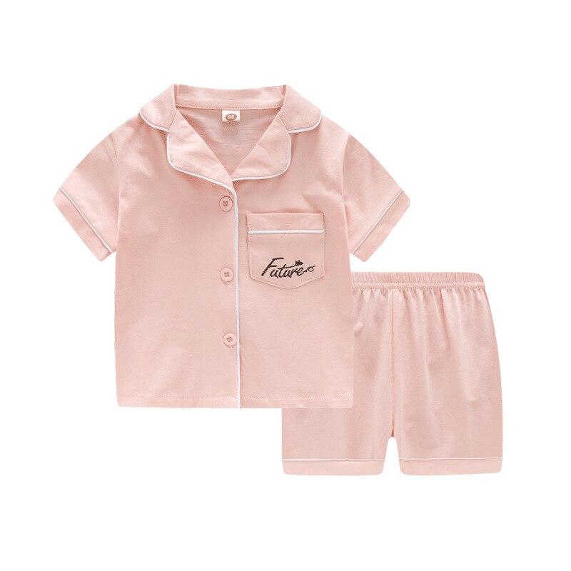 SAILEROAD 2021 New Cute Unicorn Pajamas For Girls Cartoon Animals Pyjamas For Kids Pijama Infantil Boys Sleepwear Clothes Sets 3