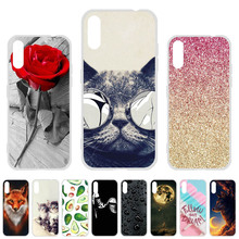 Silicon Phone Case For TP-Link Neffos C9s Case TPU DIY Painted Coque For TP-Link Neffos C9s TP7061A TP7061C TP 7061A 7061C Cover cheap TAOYUNXI Fitted Case 5 71 Geometric Quotes Messages Animal Glitter Floral Marble Flamingo unicorn Anti-knock Dirt-resistant