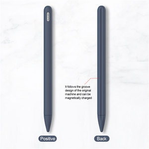 Anti-scratch Silicone Protective Cover Nib Stylus Pen Case Skin For Huawei M-Pencil Accessories Pencil Pen For Huawei Mate Pad