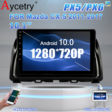 Car-Radio Audio Mazda Cx5 Navigation Gps Multimedia Bluetooth Auto Android-10 CX-5