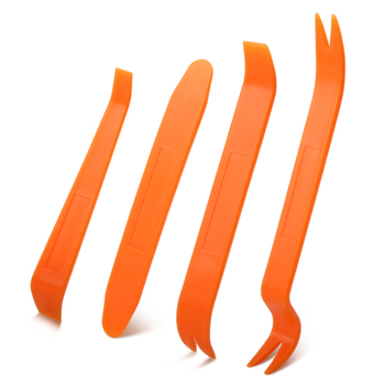 Car Radio Panel Door Clip Trim for DACIA SANDERO STEPWAY Dokker Logan Duster Lodgy image