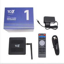 2021 novo amlogic s905x3 tox1 android 9.0 caixa de tv inteligente 4gb 32gb 2.4g 5g wifi bluetooth 1000m lan 4k hd youtube media player