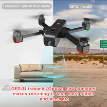 HOSHI GPS RC Drone Upgraded Version B4W 4K Camera Professional Drones 5G Brushless Motor Foldable Helicopter Toy RC Quadcopter