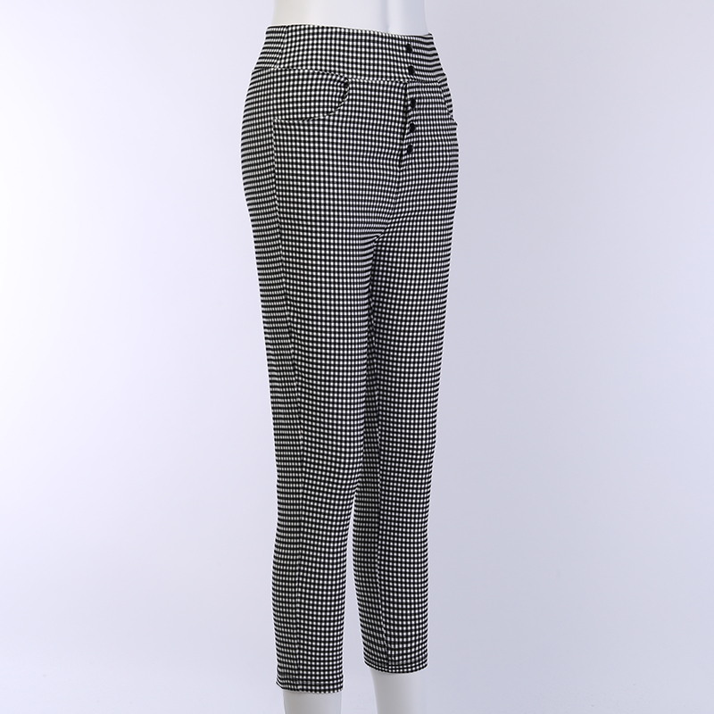 Casual High Waist Pants 11