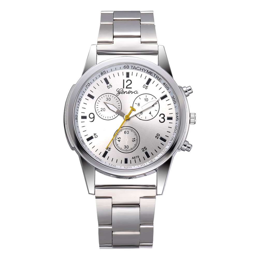 Wrist Watch Classic Quartz For Man
