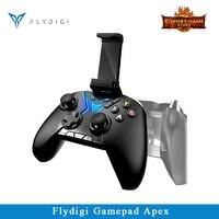 Flydigi Octopus Esports Pubg Somatosensory Controller Bluetooth Wireless Support Computer Mobile Game System Joystick For Gaming