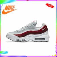 Original authentique NIKE AIR MAX 95 essentiel hommes chaussures de course tendance respirant sports de plein AIR jogging confortable 749766-103