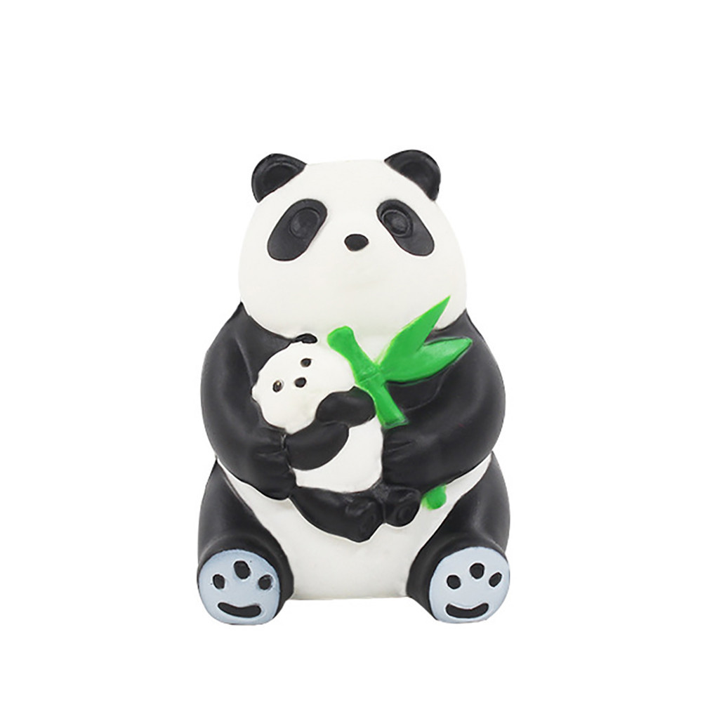Cartoon Panda Scented Slow Rising Toy Kids Adult Toys Gift Stress Relief Funny Gadgets Eliminate Antistress Finger Pets Toy #B