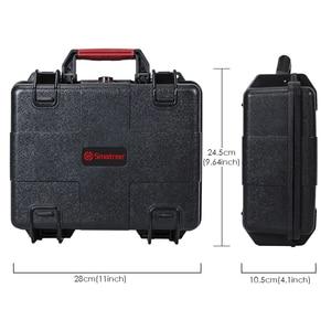 Image 4 - Smatree Waterproof Bag Carry Case for DJI Mavic Mini Drone/Remote Control/Batteries/Two Way Charging Hub