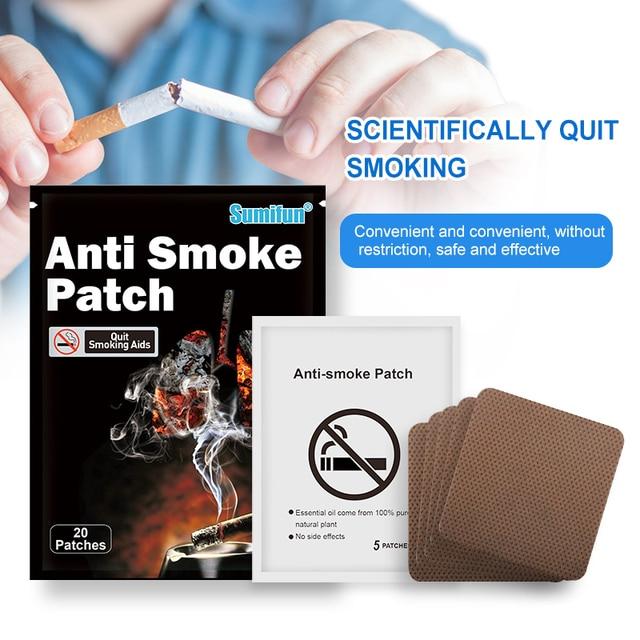 40 шт/лот отказ от курения 100% натуральный ингредиент анти фотография