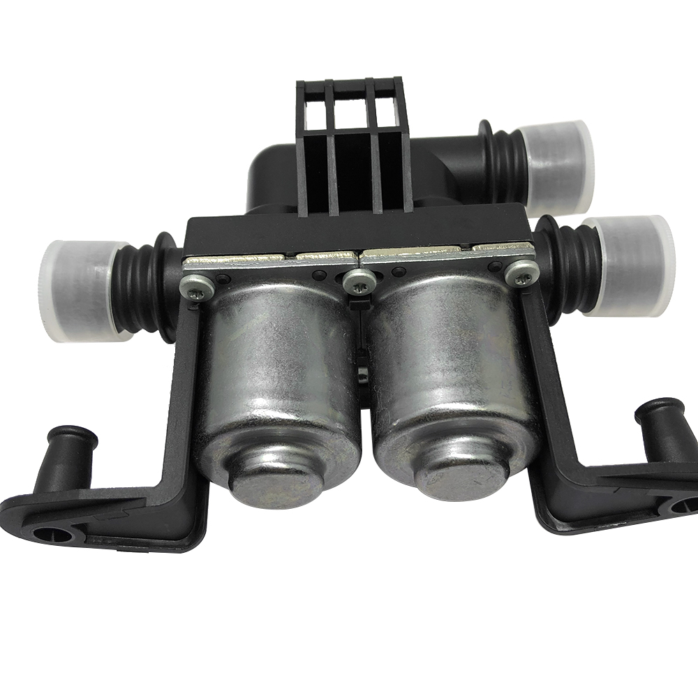 Car Heater Control Valve Solenoid Valve Cooling Water Valve for BMW E70 X5 E53 E