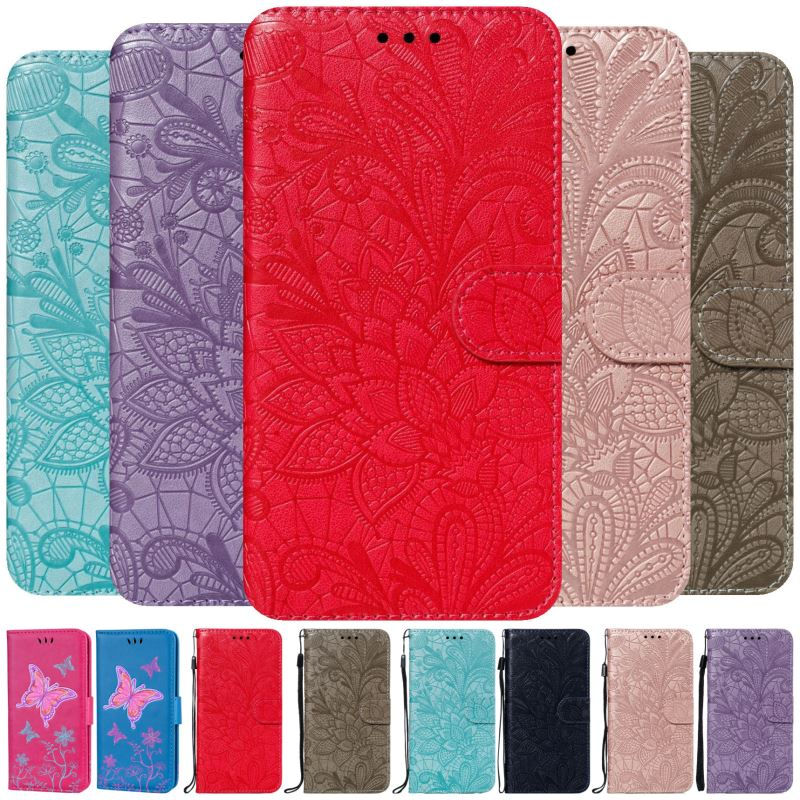 For Case <font><b>Nokia</b></font> 2.2 3.2 4.2 Lace Phone Bags 2 3 5 7 <font><b>8</b></font> For <font><b>Nokia</b></font> 2.1 3.1 5.1 6.1 7.1 <font><b>8</b></font>.1 1 Plus 2018 2019 Plain Girl Capa Bag E13F image