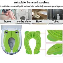 Baby Infant Travel Folding Potty Seat Toddler Portable Toile