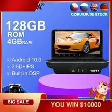 Android 10.0 2 din wifi carro dvd player de navegação gps para kia ceed 2019 2020 estéreo rádio multimídia player unidade cabeça rádio auto