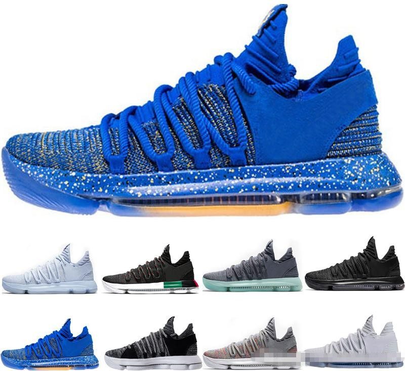 KD 10 EP Basketball Shoes for Top