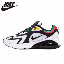 NIKE AIR MAX 200 Original New Arrival Men Air Cushion Running Shoes Comfortable Sports Sneakers #AQ2568