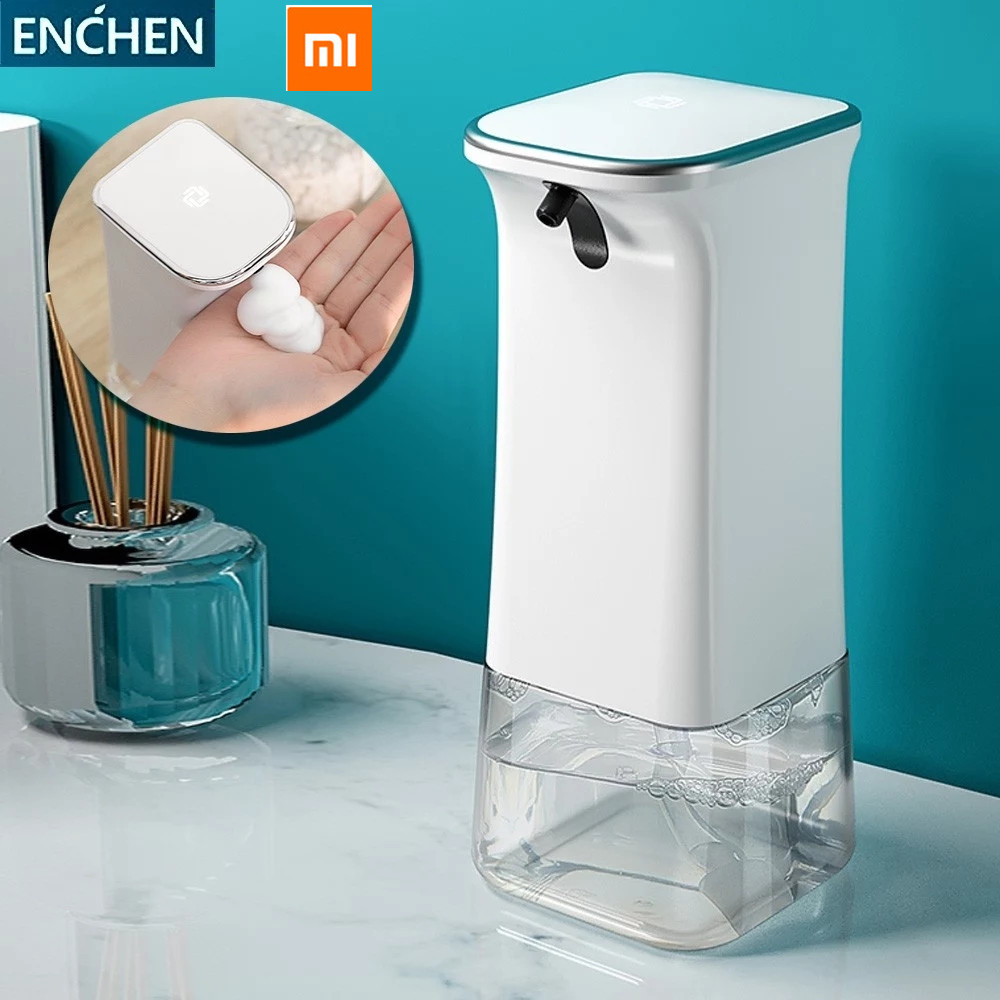 Xiaomi mijia ENCHEN Automatic Induction Soap Dispenser Non-contact Foaming Washing Hands Washing Machine For smart home Office(China)