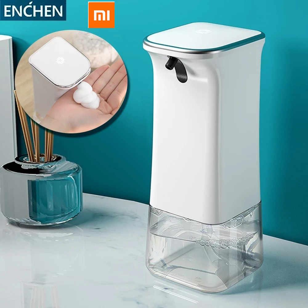 Xiaomi mijia ENCHEN distributore automatico di sapone a induzione lavaggio a schiuma senza contatto lavaggio delle mani lavatrice per smart home Office
