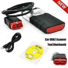 2015R3 автомобильный Грузовик OBD диагностический сканер наборы Bluetooth USB для DS150E DELPHI Pro автомобиль и грузовик Fiagnostic инструмент
