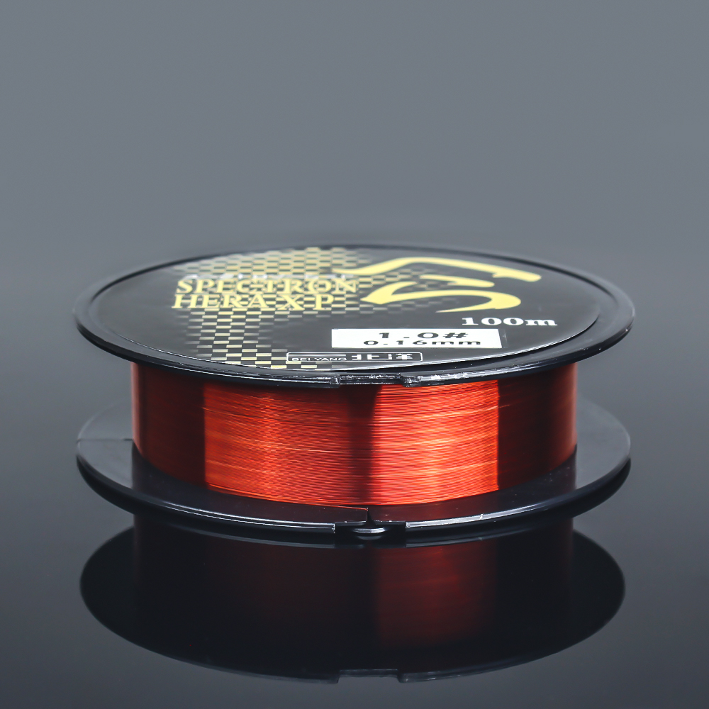 Monofilament neylon balıqçılıq xətti 100m Yaponiya material - Balıqçılıq - Fotoqrafiya 5