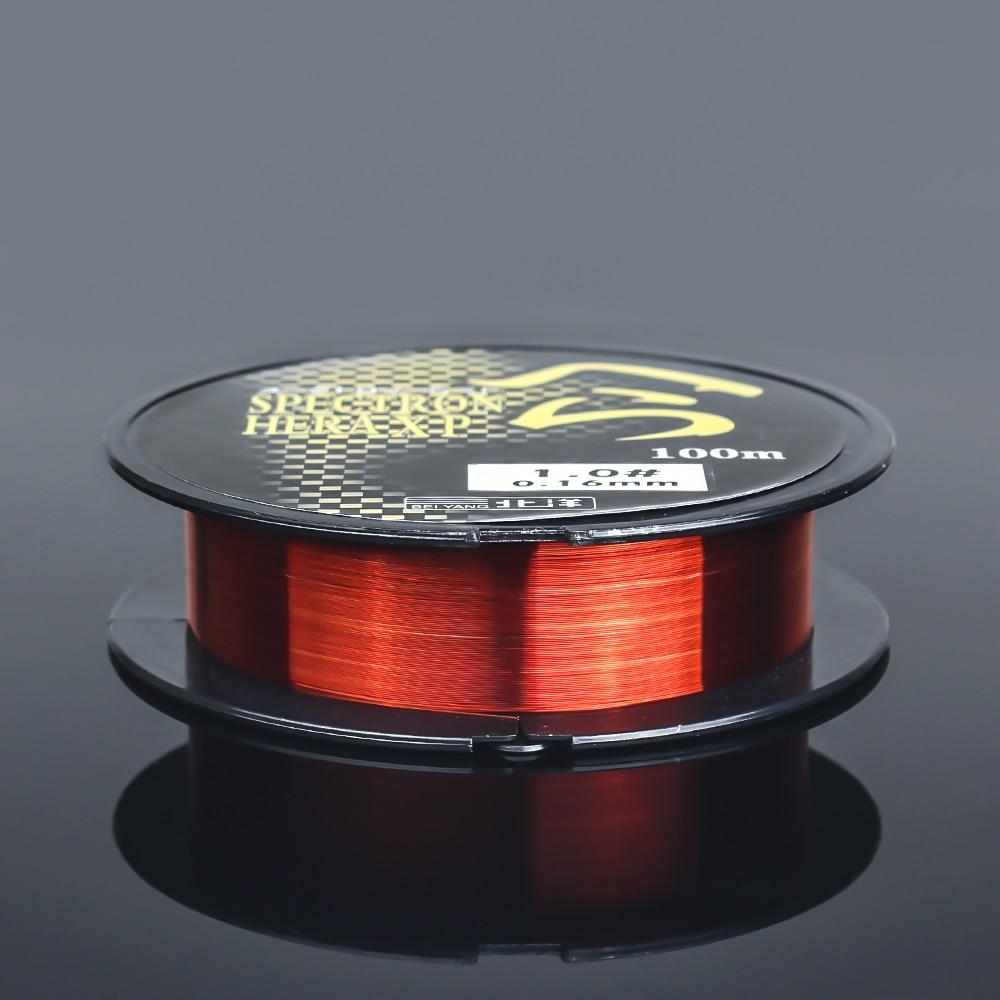 Monofilament nylon vislijn 100m Japan materiaal karpervissen - Visvangst - Foto 5