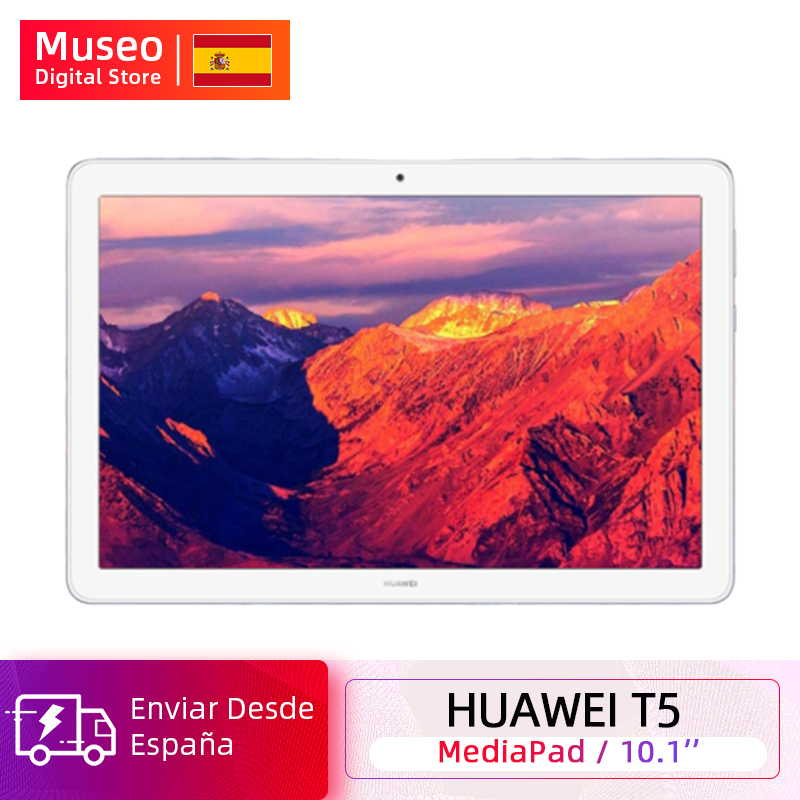 HUAWEI MediaPad T5 4GB 64GB tablette 10.1 pouces Octa Core double haut-parleur 5100 mAh Support carte microSD android 8.0