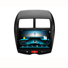 4G LTE Android 10.1 For Mitsubishi ASX Peugeot 4008 CITROEN C4 2010-2015 Multimedia Stereo Car DVD Player Navigation GPS Radio