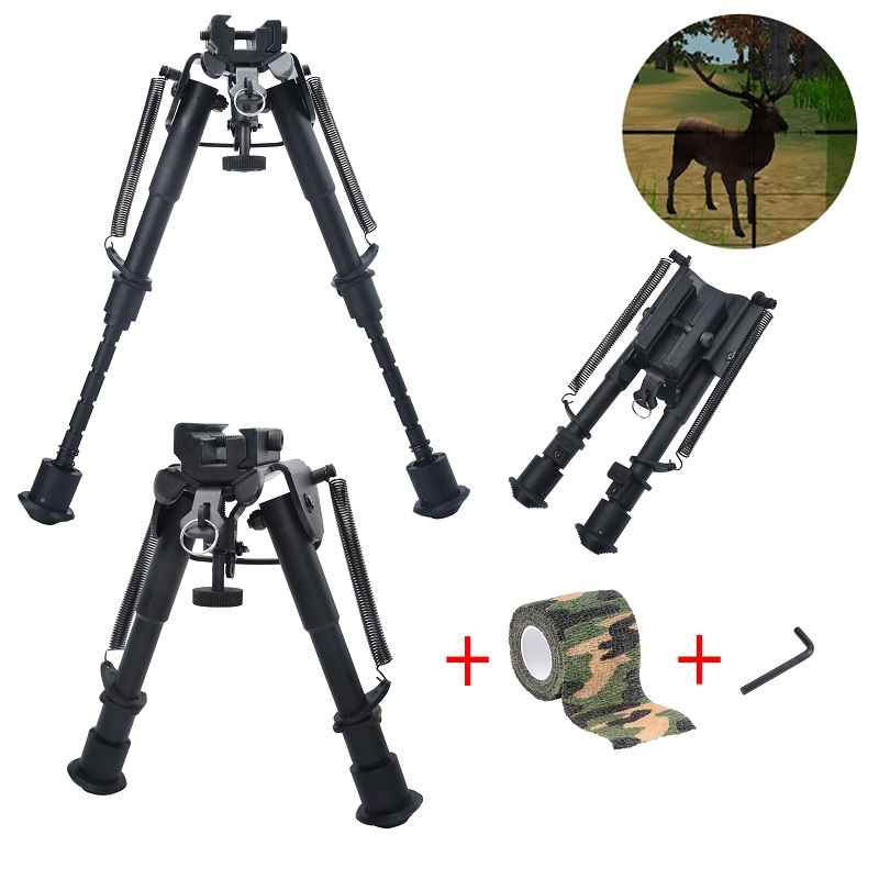 Newest 6-9-inch Toy Retractable Folding Bracket Film Photographic Outdoor Living CS Toys Electric Water Bullet Telescopic Foot