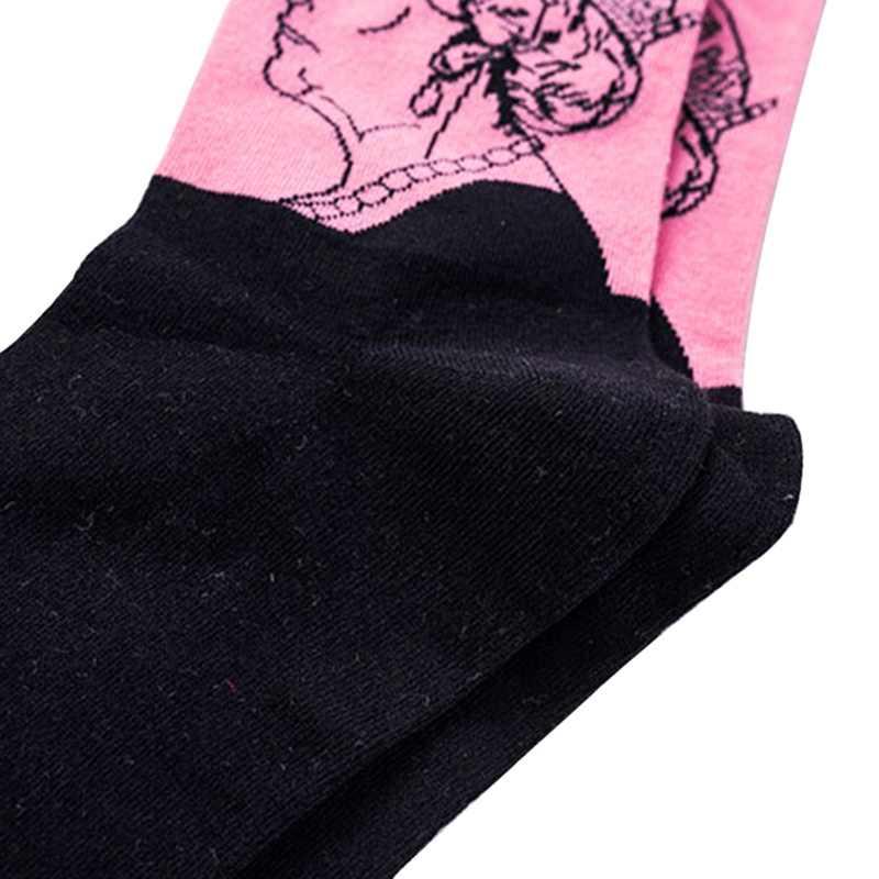 Calcetines casuales Presidente estilo de pintura al óleo hombres arte patrón algodón transpirable calcetería calzado accesorios diseño de personaje
