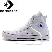 Converse - All-star Chaussures de Skate pour Hommes et Femmes Paniers Montantes En Toile Classique, Légère et Confortable 36-44
