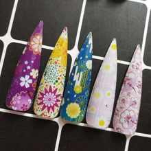 10 рулонов/комплект Брендовое платье с цветочным узором логотипом