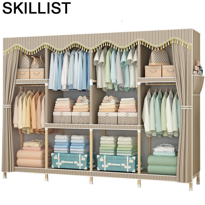 Mobilya Chambre Armario Ropero Armoire Rangement Dresser Penderie Bedroom Furniture font b Closet b font Mueble