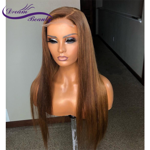 13x6 Lace Front Human Hair Wigs Pre Plucked Brazilian Remy With Baby Hair Straight Highlight Ombre 13x6 Lace Front Human Hair Wigs Pre Plucked Brazilian Remy With Baby Hair Straight Highlight Ombre Wigs Dream Beauty