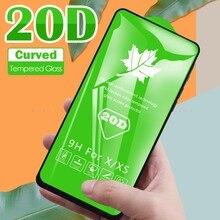 20d capa completa película de vidro protetora para vivo y20 y30 y20i y30i y20s protetor de tela vidro temperado