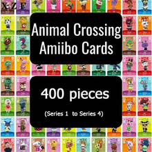 4 Series Animal Crossing Ntag215 NFC Sticker Big Card
