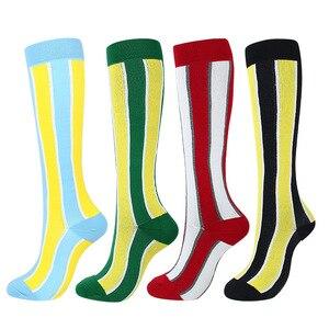 Image 3 - Compression Socks for Men & Women,20 30 mmHg Best Stockings for Running,Nurses,Shin Splints,Boost Stamina,Circulation Recovery